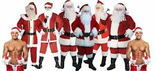 Father Christmas Fancy Dress Santa Clause Best Range Lot Of Costumes UK