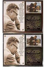 Coach Vince Lombardi Hall of Fame Green Bay Packers Photo Plaque Super Bowl I&II