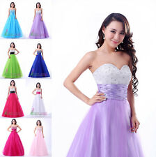 New Sweet Sixteen Prom Dress Formal Evening Party Dresses Ball Gowns for 2015