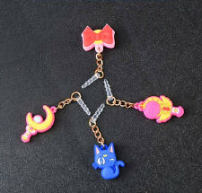 Hot Sailor Moon iPhone Samsung Galaxy 3.5 mm Dust Anti Earphone Jack Plug