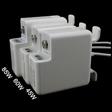 NEW L/T-Tip 45W 60W 85W AC Power Supply Adapter Charger For Apple MacBook Pro