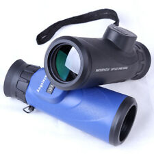 New 10x50 Angeleye Night Under Light Waterproof Handy Monocular Telescope