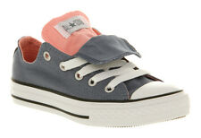Kids Converse Double Tongue Ox Low Kids/youth Bluepink Kids VH5