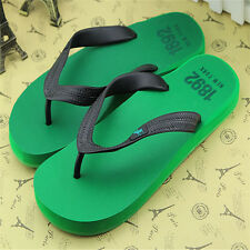 Men's Shoes Beach Flip Flops 2016 Hot Brand Summer Casual Sandals Slippers