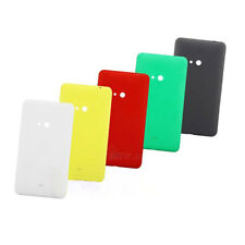 Housing Battery Back Cover Door With Side Button For Nokia Lumia 625 5 Colour