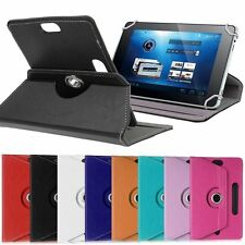 "Leather Portfolio Case Cover Skin for Coby Kyros 10.1-Inch 10.1"" Android Tablet"
