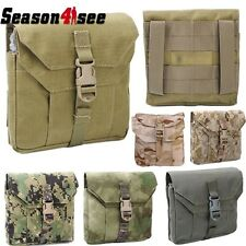 Airsoft Tactical Molle Fight Multi-funtional Buckle Pouch Utility Hunting Bag