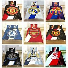 Single and Double Football Duvet Cover Bedding Sets - Official FC Designs