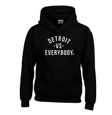 DETROIT vs Everybody SHADY SLAUGHTERHOUSE ROYCE DA Eminem hoodie
