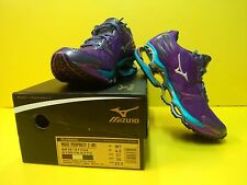 Mizuno Wave Prophecy 2 Running Shoes (Women) Purple/Blue 8KN-31704 USW7NEW
