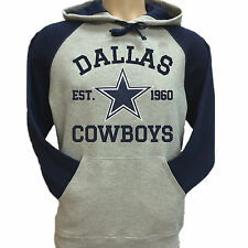 DALLAS COWBOYS TWO-TONE JERSEY HOODIE SWEATSHIRT