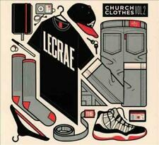 Vol. 2-church Clothes - Lecrae New & Sealed CD-JEWEL CASE Free Shipping