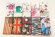Flip PU Leather Wallet Card Holder Case Rubber Stand Cover For WIKO Series Phone