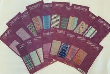 Jamberry NAIL Wraps 1/2 Sheets LOTS of Designs to Choose Great Stocking Stuffer
