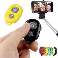 Wireless Bluetooth Selfie Camera Remote Control Shutter For Iphone Samsung TR