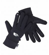 THE NORTH FACE MENS ETIP GLOVE BLACK SMARTPHONE TOUCHSCREEN OUTDOOR