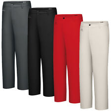 Adidas Golf Tech Flat Front Mens Golf Trousers. 4 Colours. New For 2014.