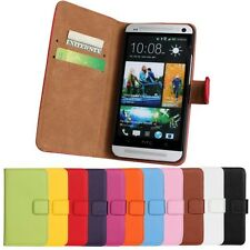 Mobile Phone Case For HTC One Wallet Leather Cove case in cell phone accessories