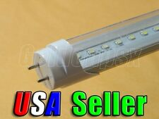 """Lot of 4 - 110V AC T8 48"""" 18W Pure White LED Fluorescent Replacement Tube Light"""