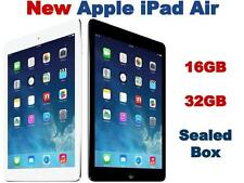 "New Apple iPad Air - 16GB/32GB 9.7"" Retina Display Wi-Fi 2 Tablet 1st Generation"