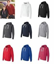 J. America - Sport Lace Hooded Sweatshirt - 8830 Sizes XS - 3XL J.America Hoodie