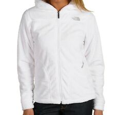 North Face Womens OSO Hoodie Fleece Jacket NWT Size XS S XL TNF White