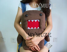 Soft Domo-Kun Plush Toy Stuffed Doll DomoKun Japanese Warm Pillow Decoration