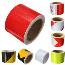 """2""""X10' 3M Types Night Reflective Safety Warning Conspicuity Tape Strip Sticker"""
