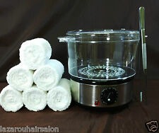 BEAUTY SALON / HAIR SALON HOT TOWEL STEAMER SET ....WITH FREE DISPATCH