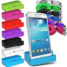 Desktop Charging Dock Station Cradle stand for Various Samsung Galaxy Models