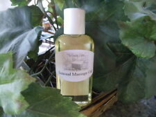 Massage Oil - Scented - Sweet Almond Oil Carrier - All Natural