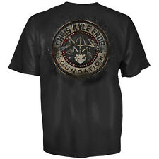 Official Chris Kyle Frog shirt Gritty Dark or Cream American Sniper Navy Seal