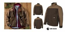 DRI DUCK  Mens's Horizon Two Tone Cotton Canvas Jacket  S-4XL 5089