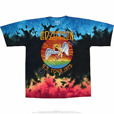 LED ZEPPELIN ICARUS 1975 75' ENGLISH CLASSIC ROCK BAND MUSIC T TEE SHIRT M-2XL