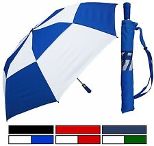 "New Rainstoppers 56"" Collapsible Windbuster Golf Umbrella-Free Priority Shipping"
