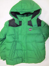 Boys coat padded school jacket ex store M*S age 4 5 6 7 8 9 10 11 12 13 NEW navy