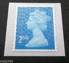M12L + MRIL 2nd WALSALL Single Stamps or Strips from Coils of 10,000 U2962a