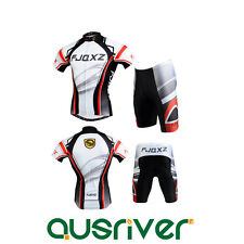 New Sports Unisex Cycling Bike Bicycle Clothes Jersey Shirts Shorts Pants Suit