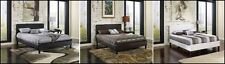 Accent Bedroom Furniture Soho twin platform bed, Pick color. FREE S/H