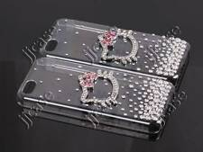 Bling Hello Kitty Bubble Cellphone Clear hard Case for Apple iPhone 5 5S 5C 6