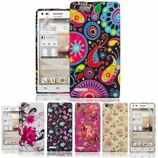 Colorful Printed TPU Gel Silicone Case Cover For Various Mobile Phones