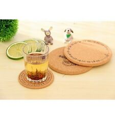 Wooden Kitchen Heat Insulation Coffee Drink Mug Cup Bowl Placemat Mat Coasters