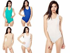 Womens Ladies Active Basic Body Suit FREE SHIPPING Trendy Fashion