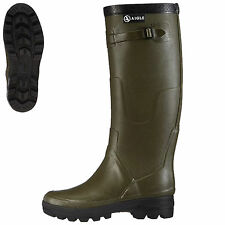 AIGLE UNISEX BENYL WELLINGTON BOOTS - NEW WATERPROOF MEDIUM FITTED MENS WOMENS