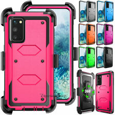 Heavy Duty Rugged Armor Hybrid Impact Hard Silicone Shockproof Case Cover+Stylus