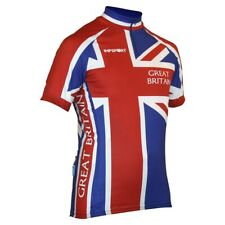 Impsport Great Britain Union Jack Cycling Jersey Mens & Ladies Sizes - NEW