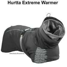 HURTTA WINTER JACKET Dog Coat - Black Red Blue 9 Sizes YOU PICK SIZE and COLOR