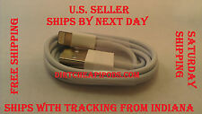USB 8 PIN CHARGING CHARGER CABLE LEAD FOR iPHONE 5  iPOD HIGH QUALITY!!!