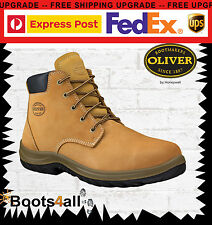 NEW Oliver Work Boots Chippy/Construction/Building/Trade Steel Toe Safety  34632