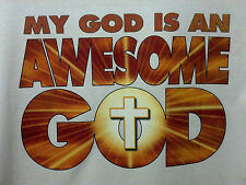 My God Is AWESOME! Christian Witness - Jesus Christ Lord Son  Our Savior T ...
